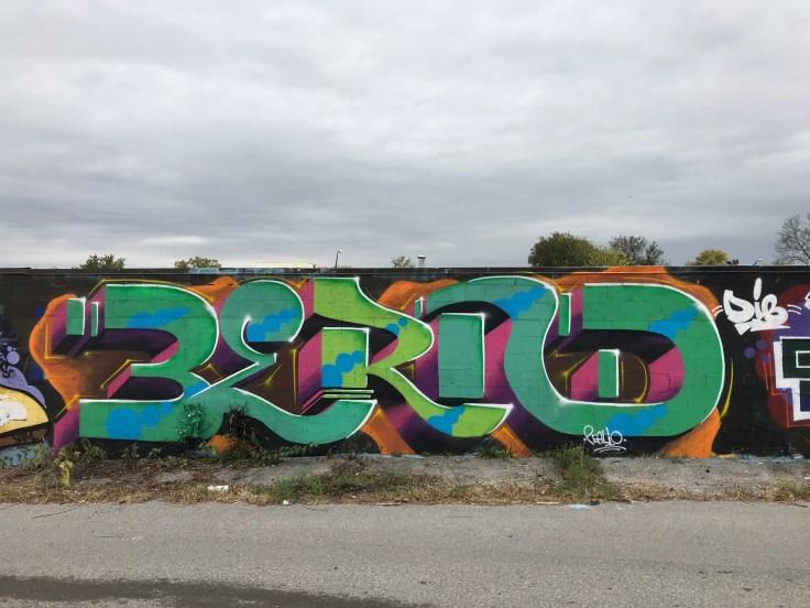 GraffitiGreen