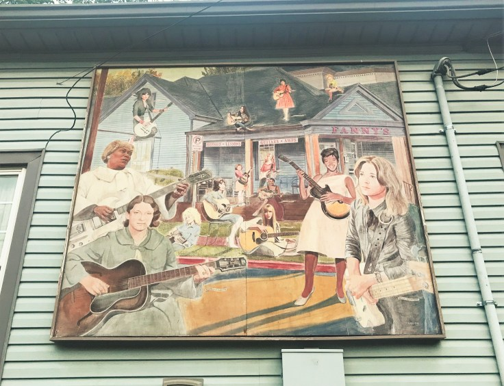 Fanny's Guion Mural