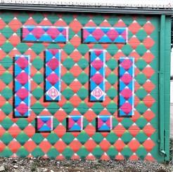 Sterbo mural street art Nashville