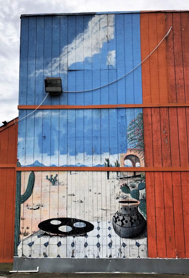 Mexico mural street art Nashville