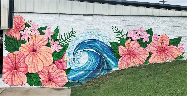 MaKai Mural Nashville street art