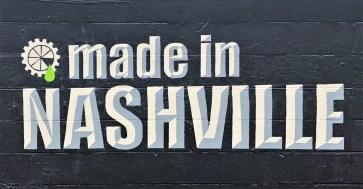 Urban Juicer Mural street art Nashville