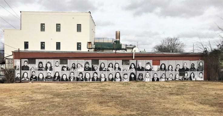 Inside Out mural street art Nashville