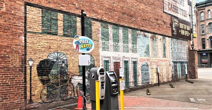 Nudie's Mural street Art Nashville
