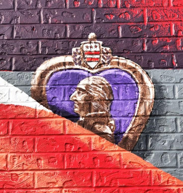 Medal Honor mural Nashville street art