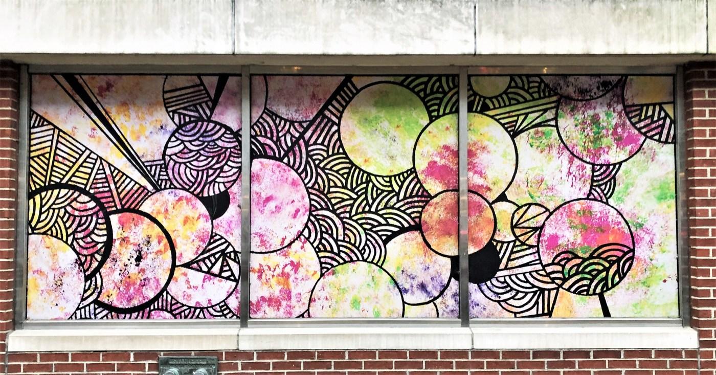 Kendrick Mural Nashville street art