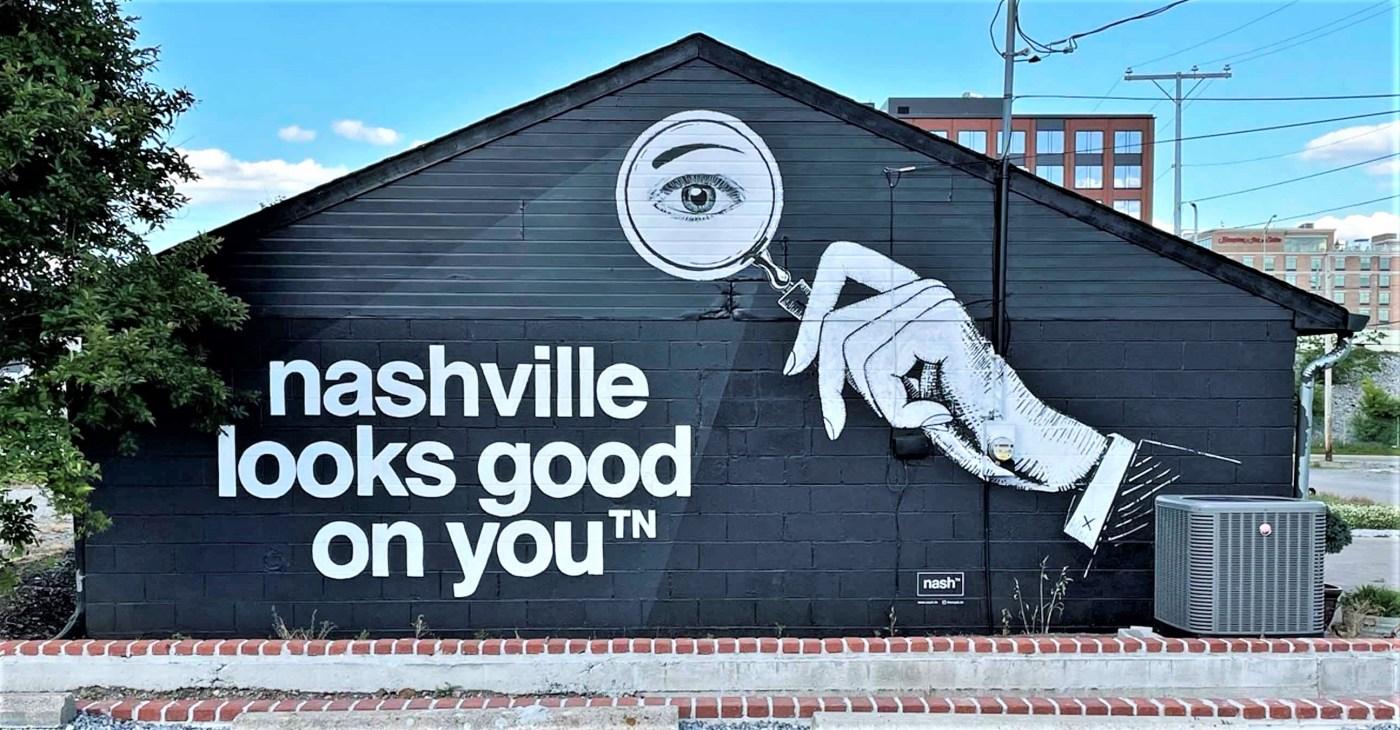 NLGOY Mural Nashville Street art