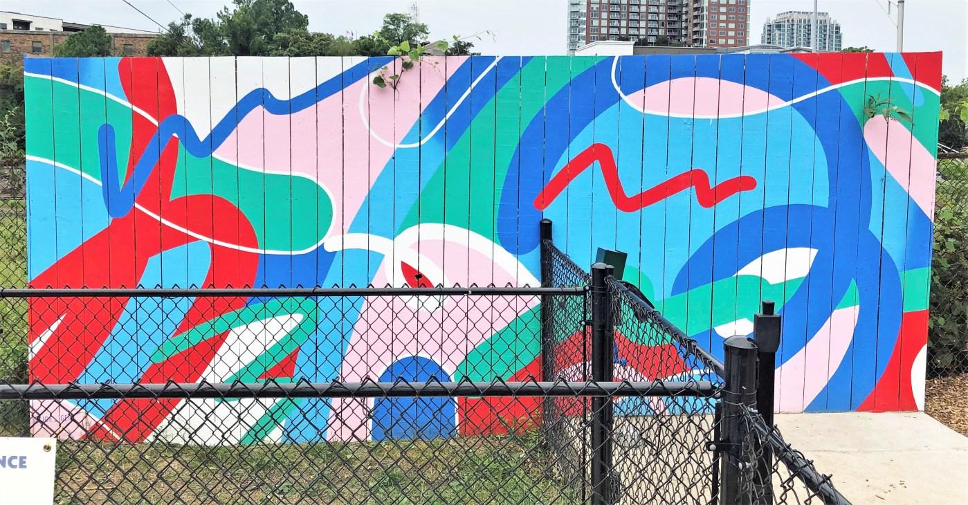 Geis Gulch Mural Nashville street art