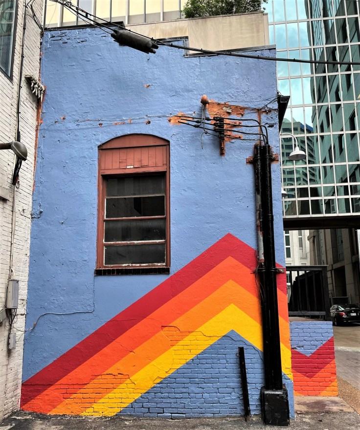 Ross Mural Nashville street art