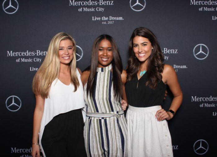 Mercedes Benz Nashville Grand Opening