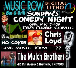2009.01.11 Music Row Bar & Grill