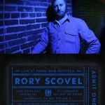 Rory Scovel @ Third Man Records 2013.06.22