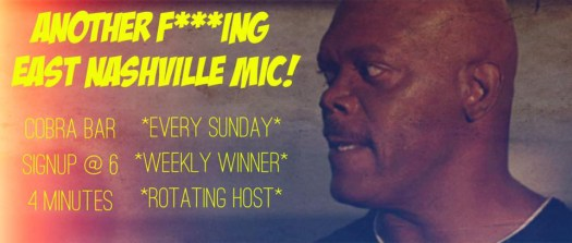 Another F#@&ing EN mic! - Sundays at The Cobra