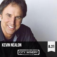 Kevin Nealon at City Winery 8/21/2015