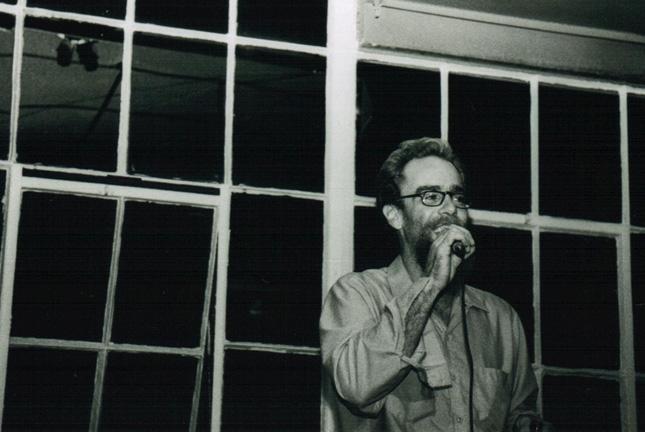 Craig Smith at The Bar Car in Nashville November 4, 2003