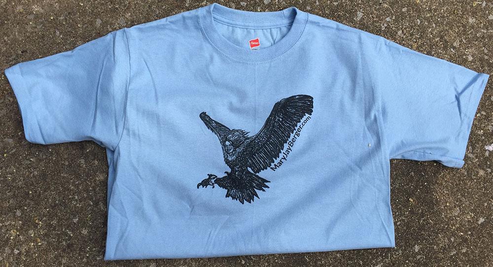 Mary Jay Berger Jaybird shirt