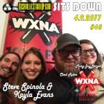 Nashville StandUp Sits Down #48 – 4/9/2017 – Steve Spinola & Kayla Evans