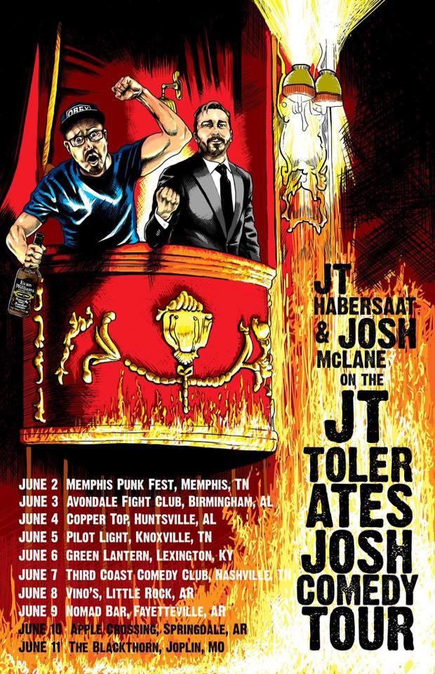 6/7/2017 at Third Coast: JT Habersaat, Josh McLane, Dusty Slay, Laura Peek, Matt Boyd, Chad Riden and more.