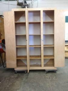 Cabinet w/ Doors