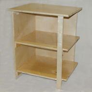 Low Corner Shelf