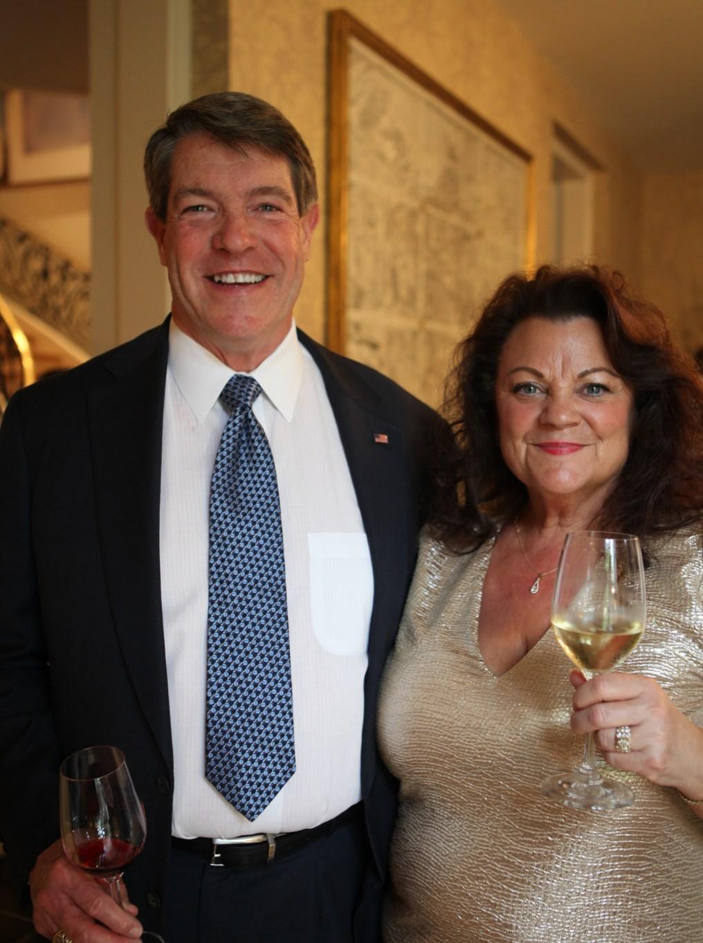 Bill and Sharon Piper