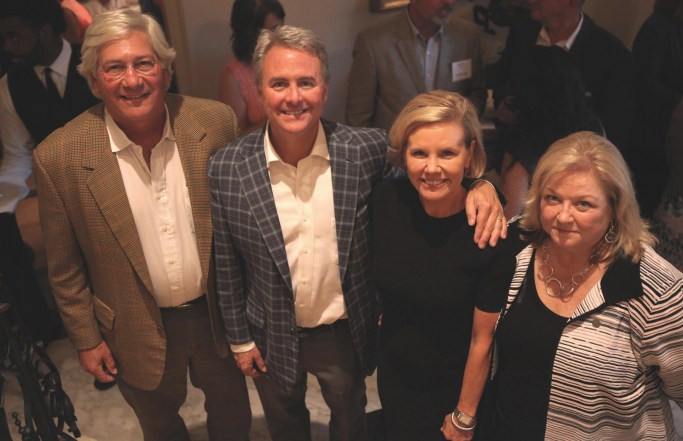Robert Lipman, Jeff and Mary Patton, Holly Whaley