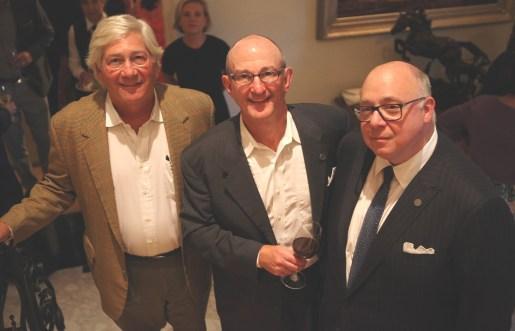 Robert Lipman, Tom Black, Keith Pitts