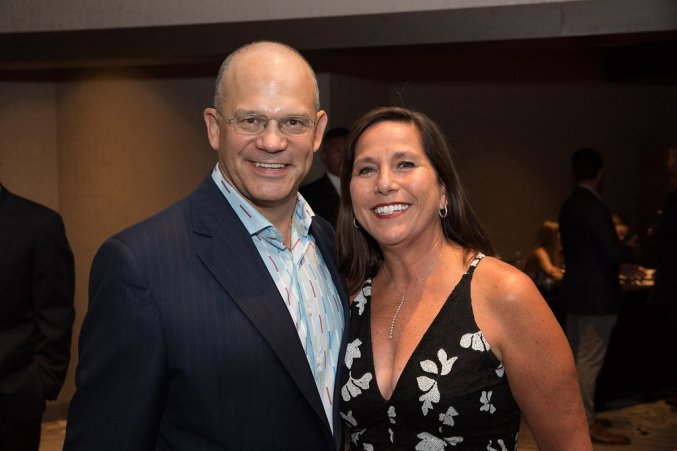 Keith & Pam Browning