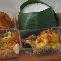 Nasi Kotak Murah Paket C (Rp 23,000)