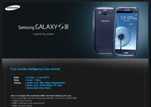 Malaysian Telcos Are Screwing the Galaxy S3 4