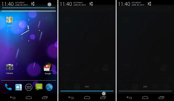 Android 4.1 Jelly Bean - Hands-on for Galaxy Nexus (Now with video!) 4