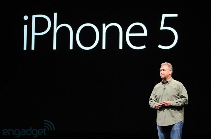 Apple iPhone 5 - my interpretation 2