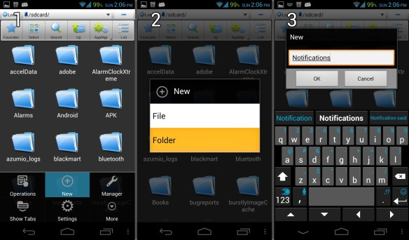 How to Android - ringtones, notifications, alarms 5