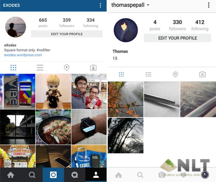 New Instagram UI is coming