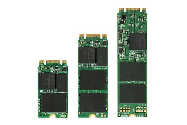 Transcend announces new M.2 SSDs