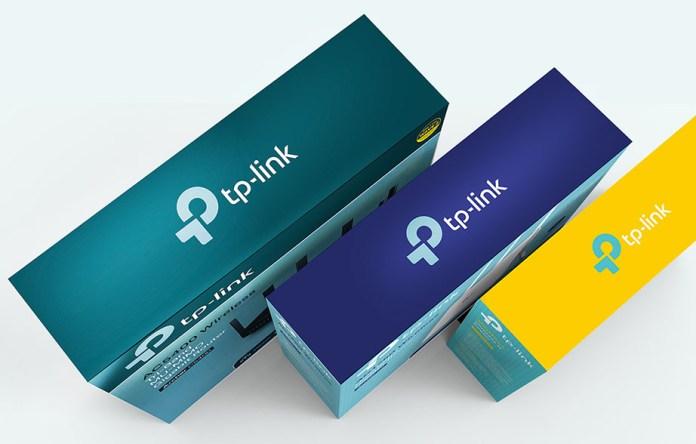 TP-Link packaging