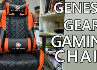 Genesis Gear chair