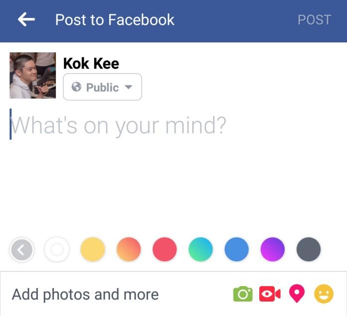 Facebook Fancy Fonts