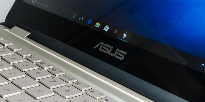Review - ASUS ZenBook Flip UX360CA: Surprisingly Well-Made