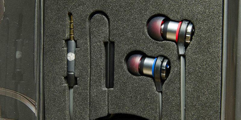Cooler Master MasterPulse Earphones