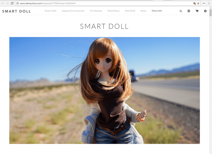 Smart Doll: Where are they now? [Comic Fiesta] 3