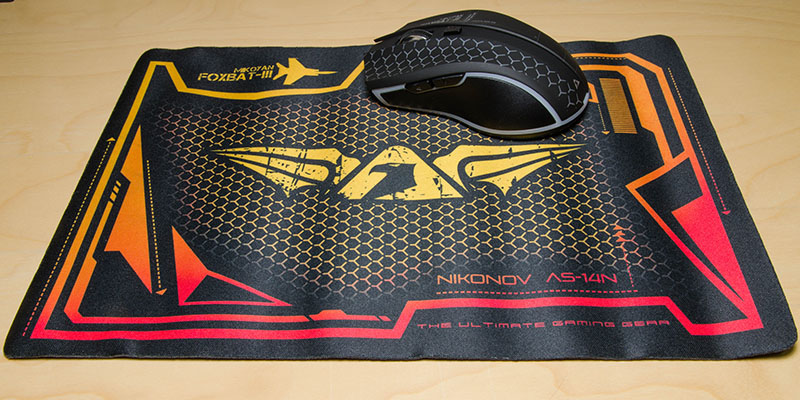 Review - Armaggeddon Mikoyan FOXBAT-III Wireless Mouse: Hidden Features Everywhere