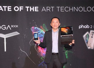 Lenovo Yoga Book & Phab 2