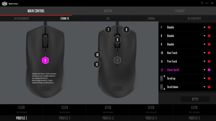 MasterMouse S review