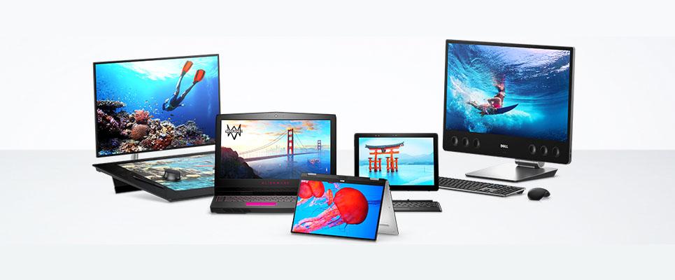 CES2017 Dell