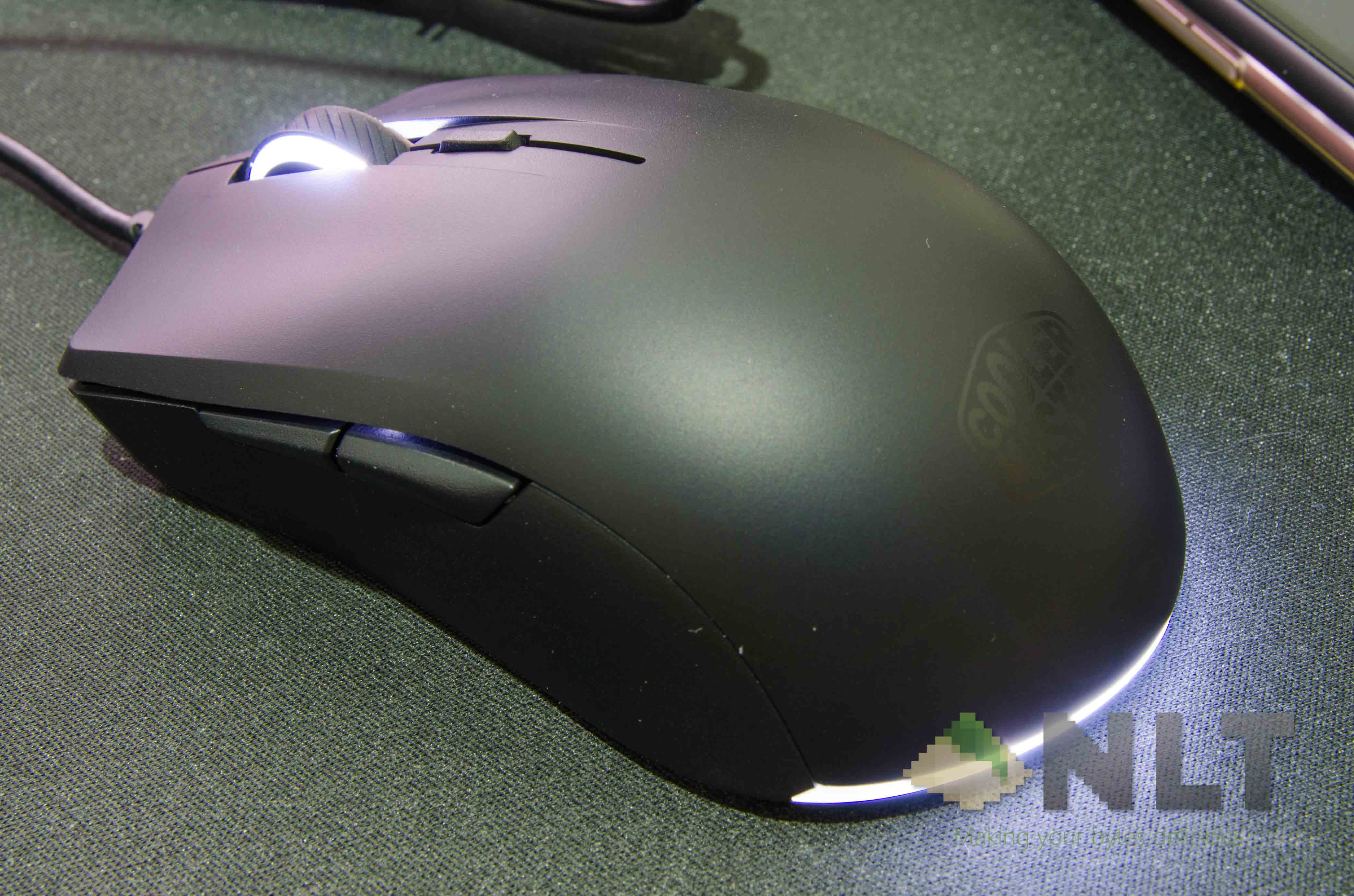 Review - MasterMouse Lite S by Cooler Master: Form Over