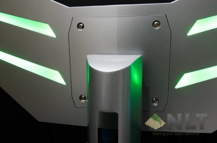 Review - AOC AGON AG322FCX Gaming Monitor: It's HUGE!   Nasi Lemak Tech