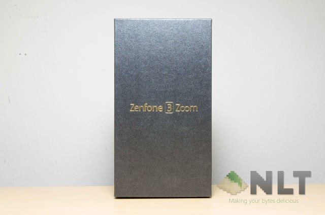 ASUS ZenFone 3 Zoom box
