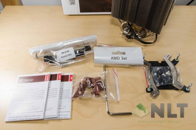 Noctua NH-U12S accessories