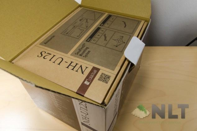 Noctua NH-U12S unboxing